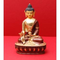 Statue Bouddha médecine,...
