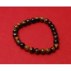 Wrist bracelet, tiger eye