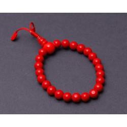 Wrist bracelet, coral