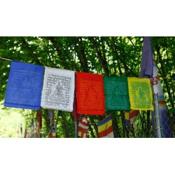 Guru Rinpoche Flag - large