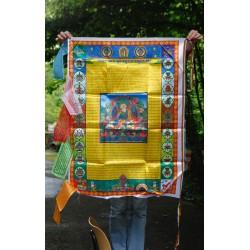 Balkonflagge Guru Rinpoche