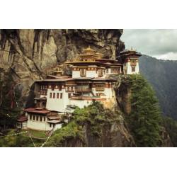 Pure land Bhoutan