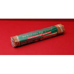 Organic incense from Bhutan