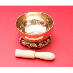 Tibetan singing bowl - medium
