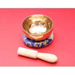 Tibetan singing bowls - large