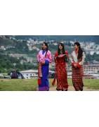 L'artisanat bhoutanais maintient les emplois des artisans du pays du bonheur