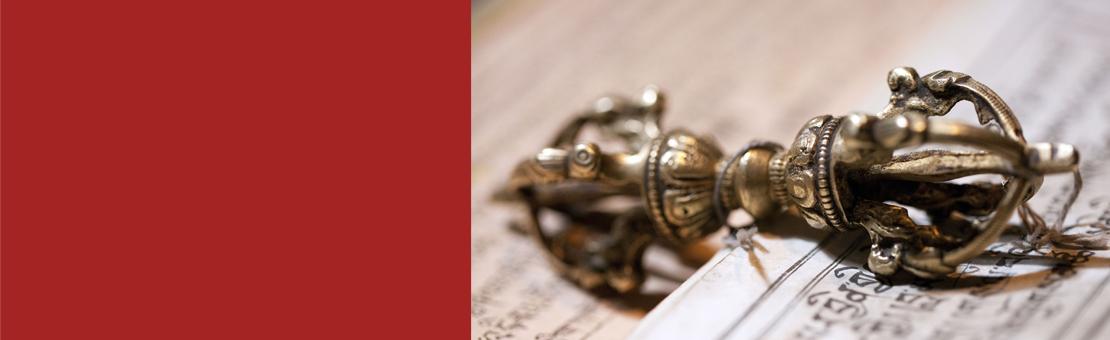 Découvrez les objets rituels du bouddhisme